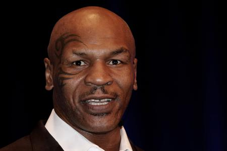 Боксер Майк Тайсон, Mike Tyson wallpaper