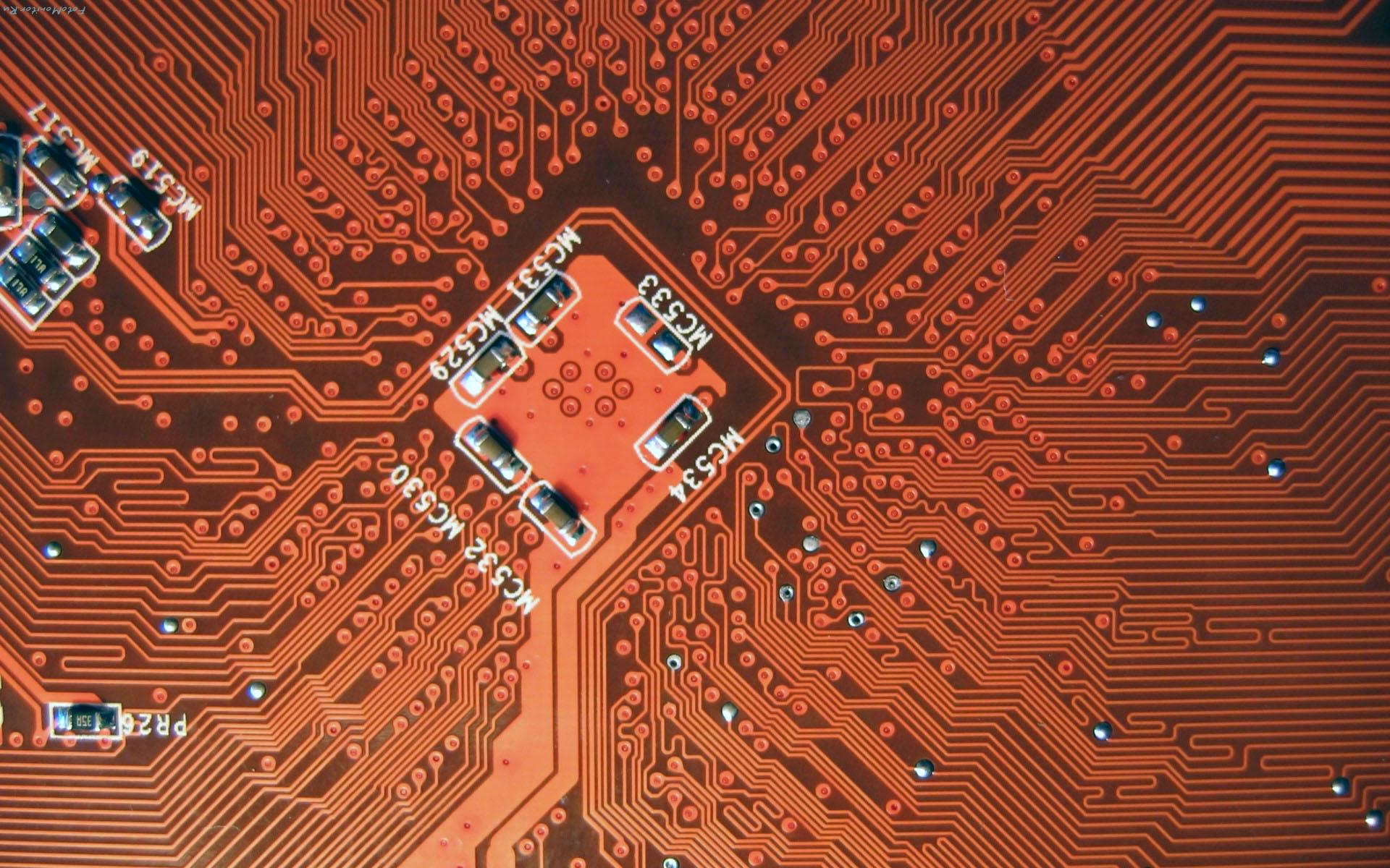 HDoboi.Kiev.ua - Микросхема, chip, 4к обои iphone 7