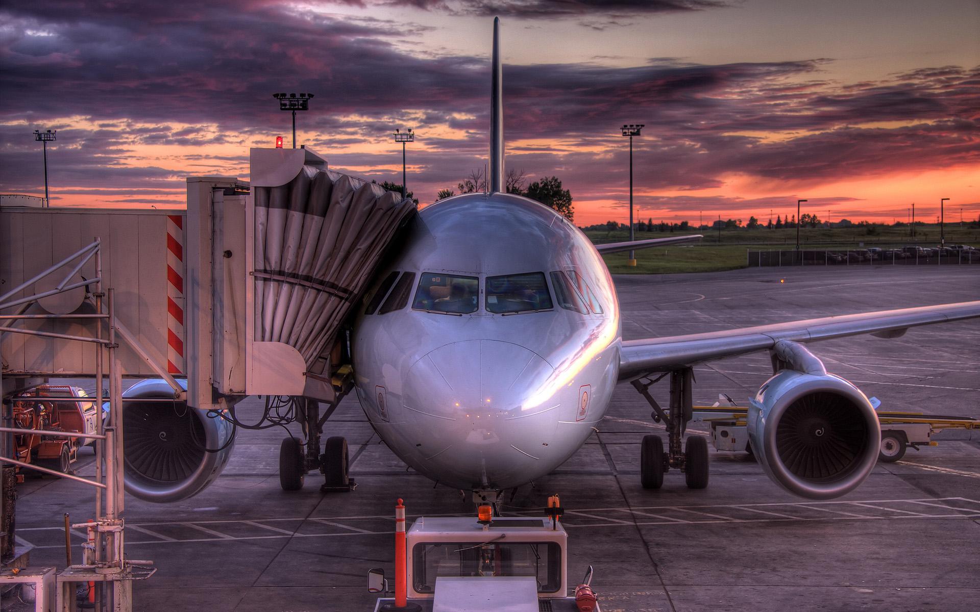 Пассажирские самолеты обои, аэропорт, авиация, 1920 на 1200 пикселей