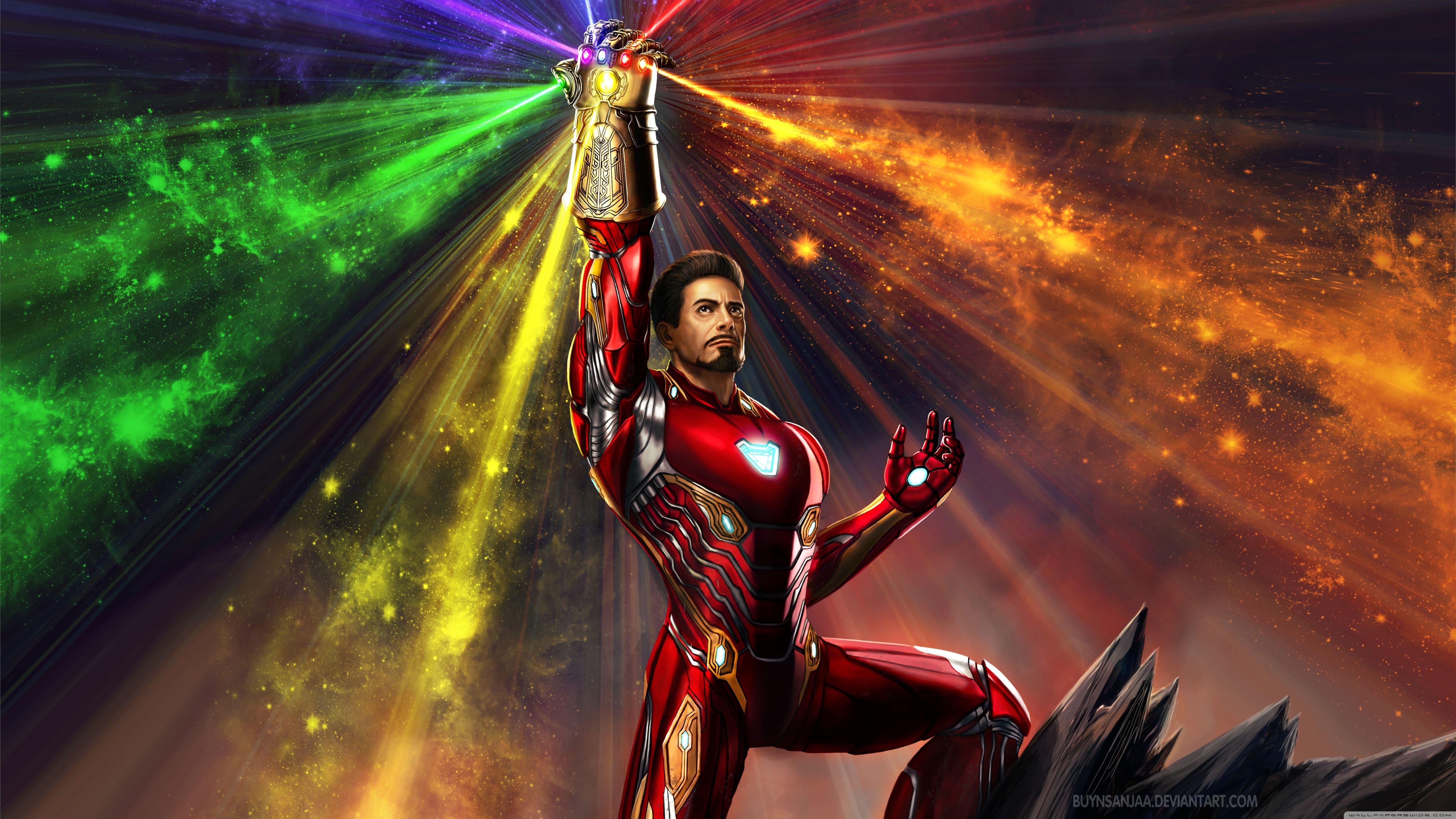 Мстители финал, обои супергерои марвел, завершение, 5120 на 2880 пикселей