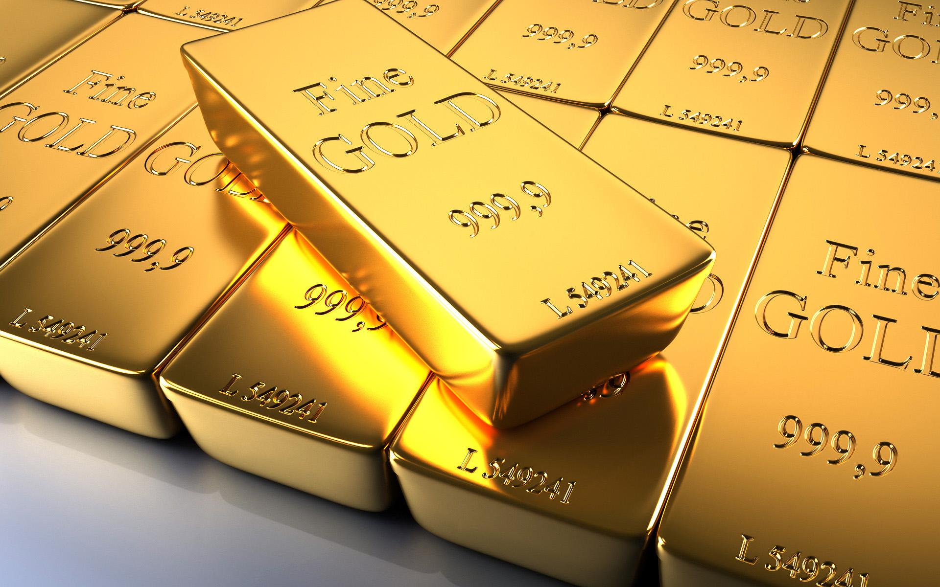 HDoboi.Kiev.ua - Слитки золота Fine GOLD 999, золотые обои для iphone 6