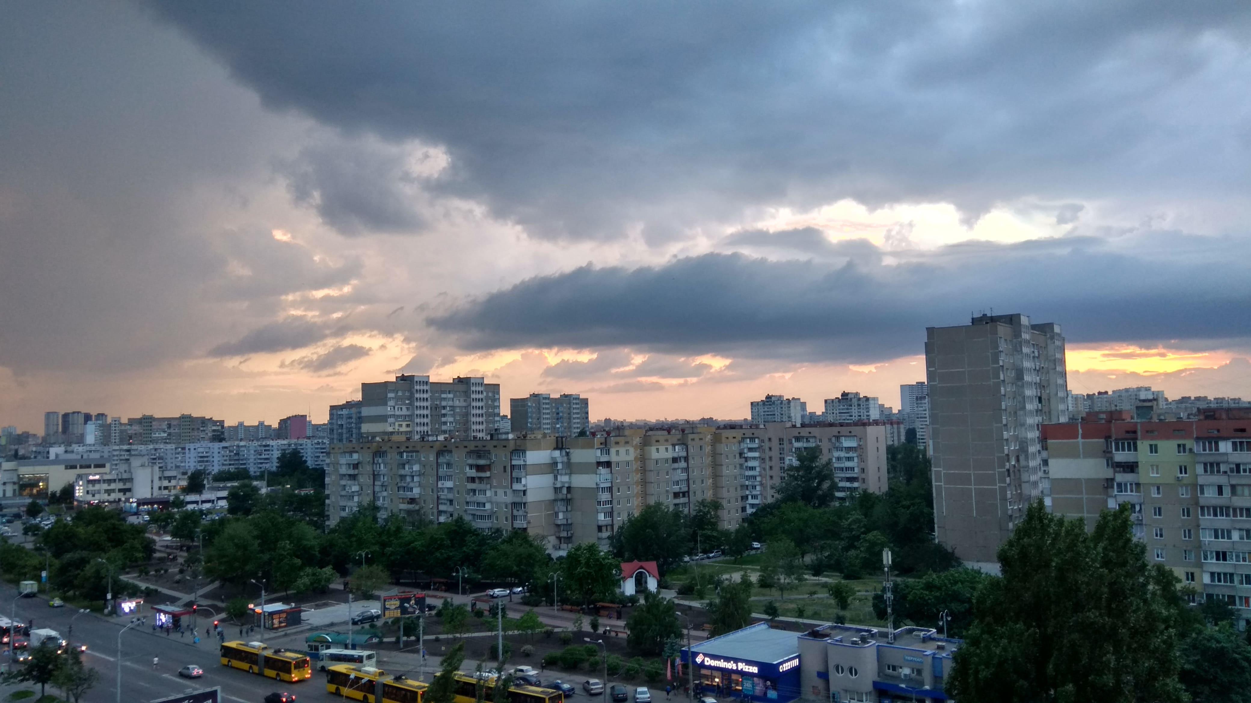 HDoboi.Kiev.ua - Киев, район троещина, City wallpapers HD download