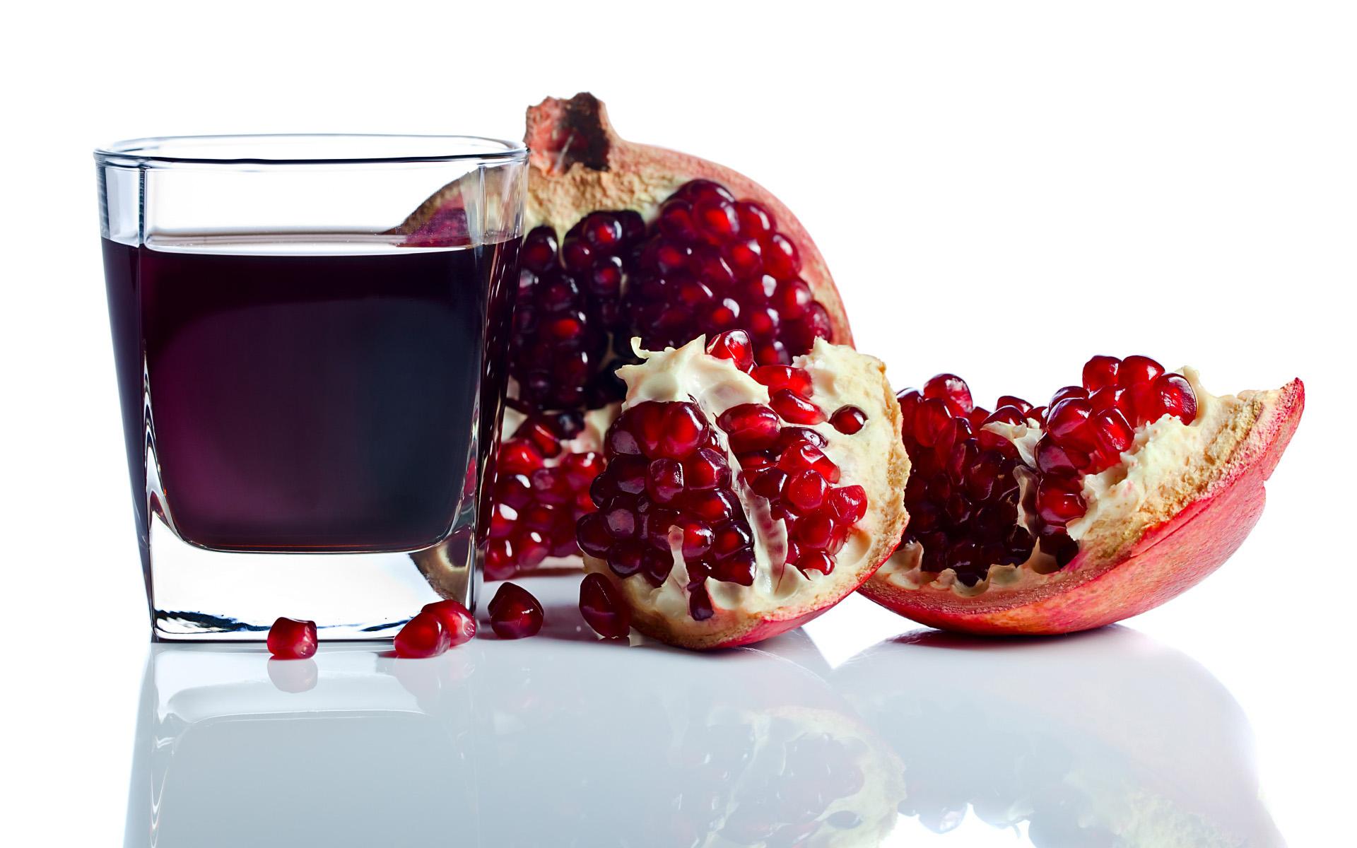 Гранатовый сок, фото еда обои, 1920 на 1200 пикселей