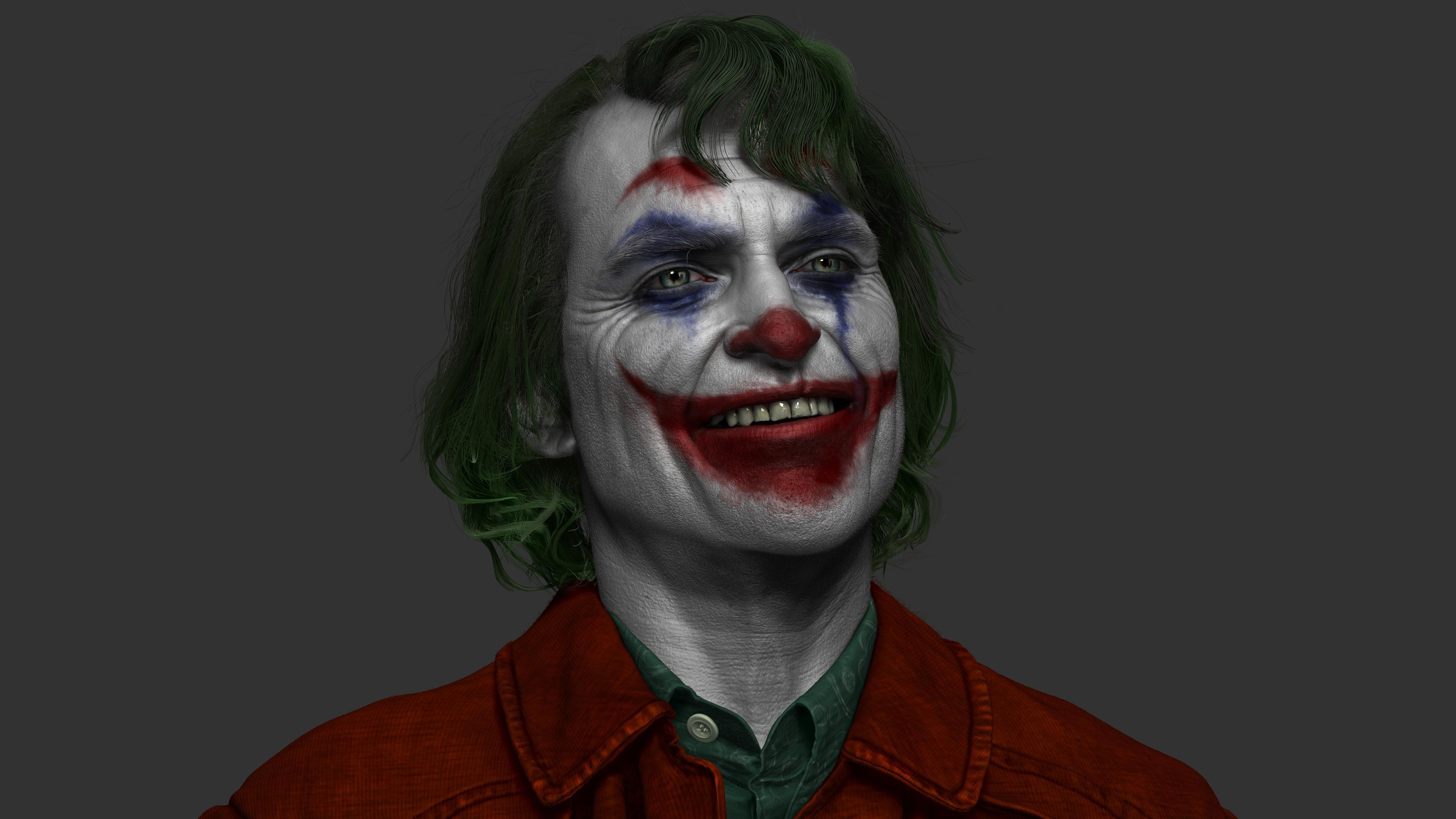 Хоакин Феникс в фильме Джокер, кино обои для телефонов, 4200 на 2363 пикселей