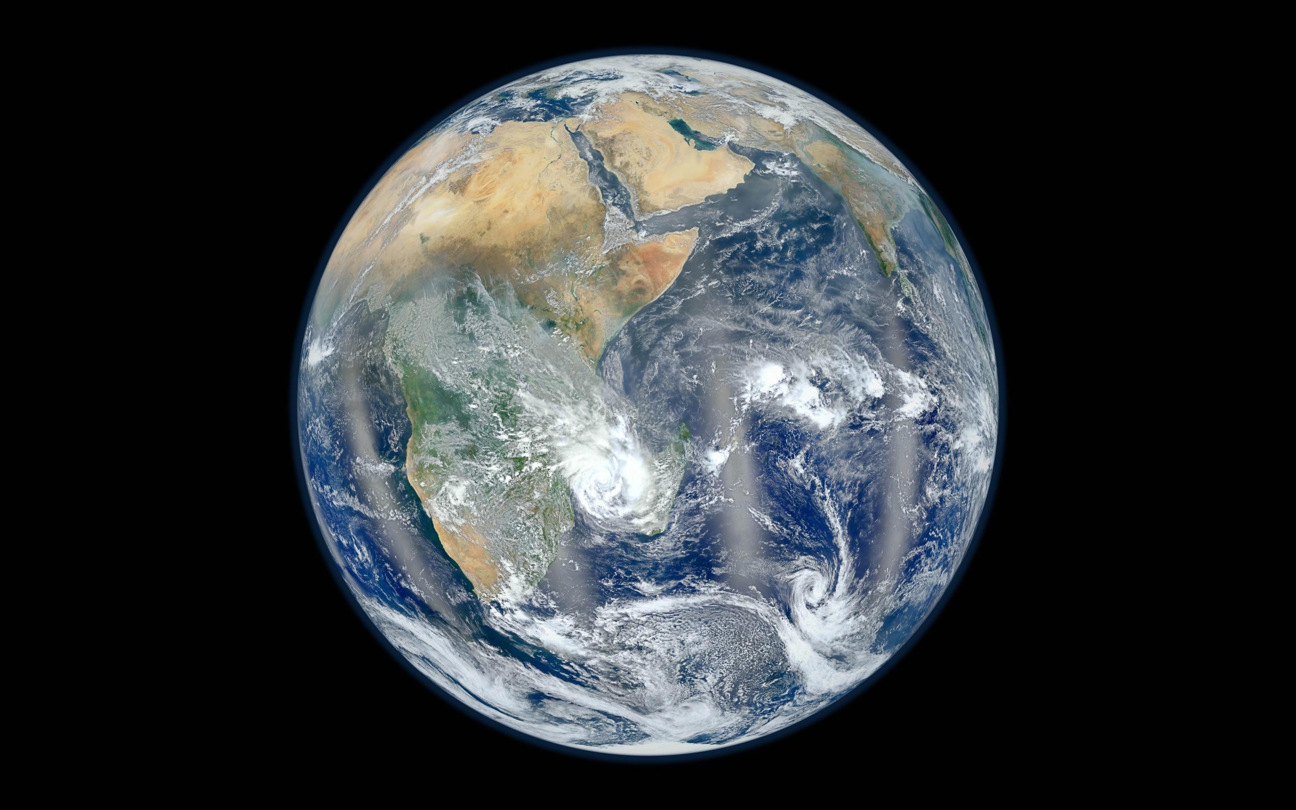 HDoboi.Kiev.ua - Планета земля из космоса, iphone 7 обои космос
