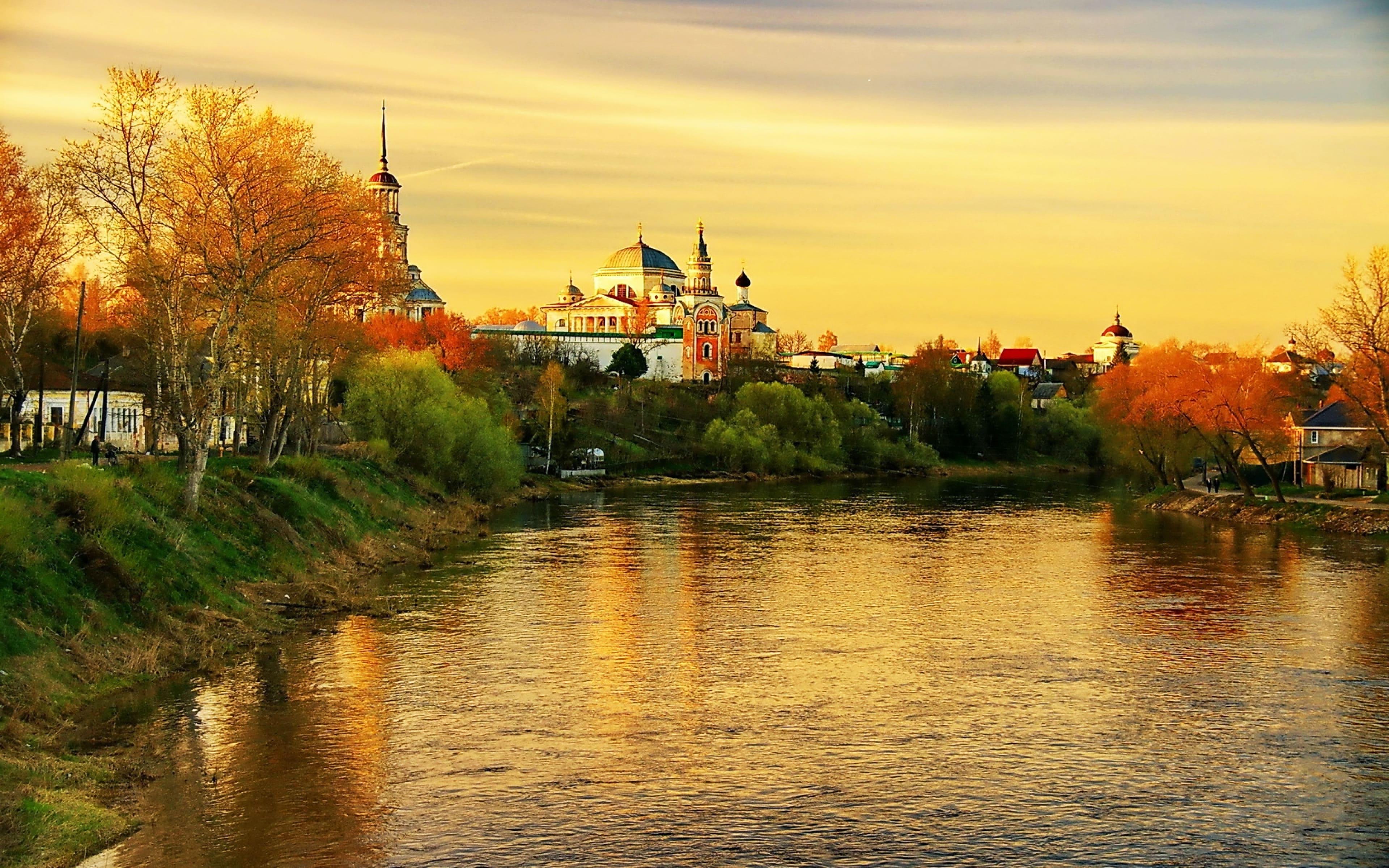 HDoboi.Kiev.ua - Россия город Торжок, тверская область, 4k ultra hd
