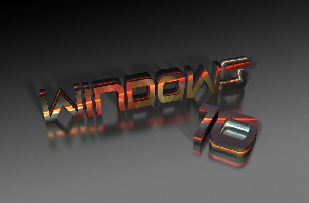 Виндовс десять, новые обои windows 10, 3200 на 2100 пикселей
