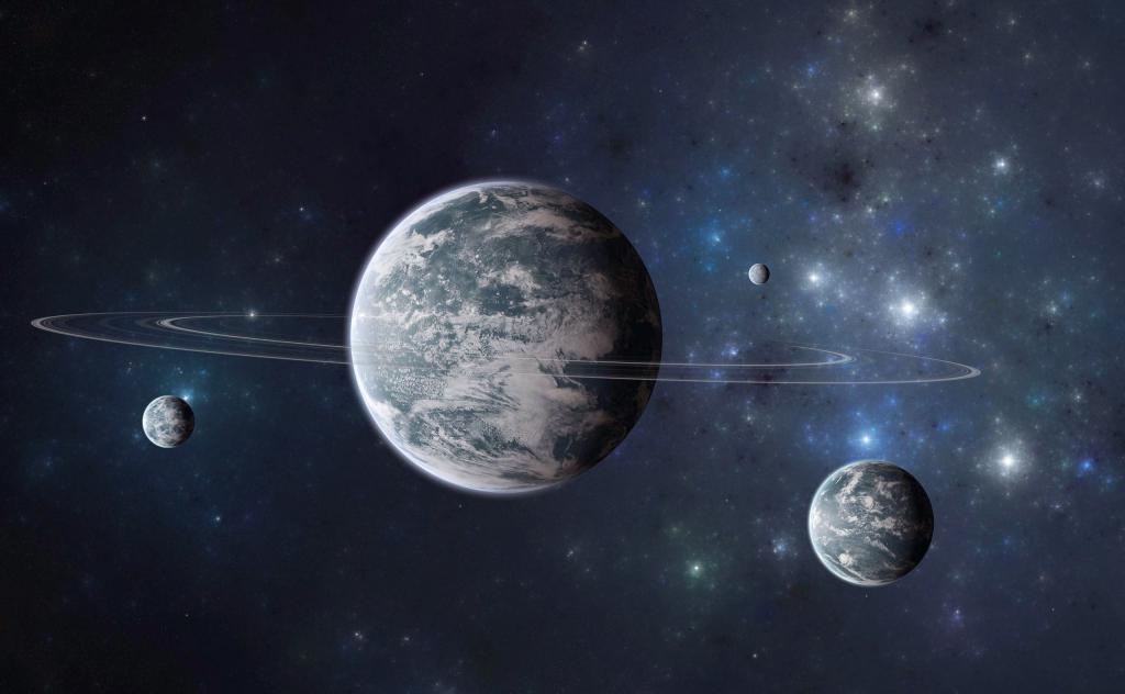 Обои космос планеты, iphone 6 space wallpaper hd, 2560 на 1580 пикселей