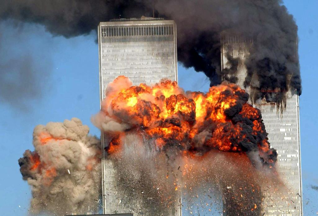 Башни близнецы 11 сентября, новые обои 2018 года, 2540 на 1730 пикселей