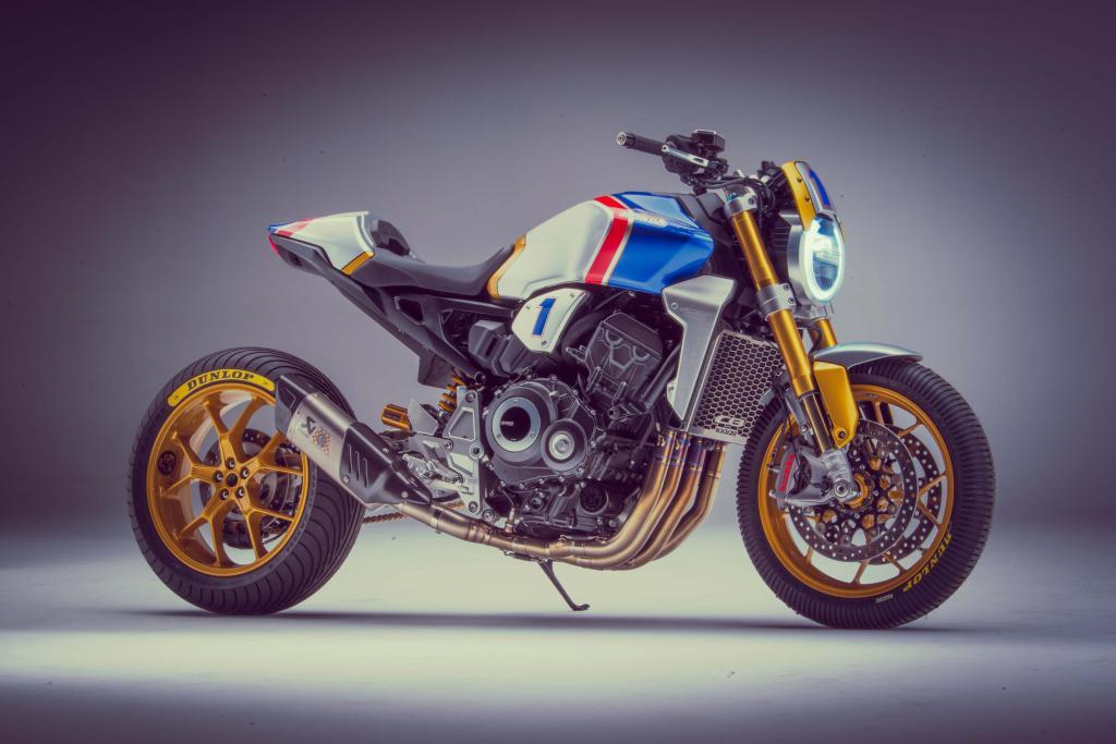 Мотоцикл Honda CB1000R, 4к обои мото, 4000 на 2670 пикселей