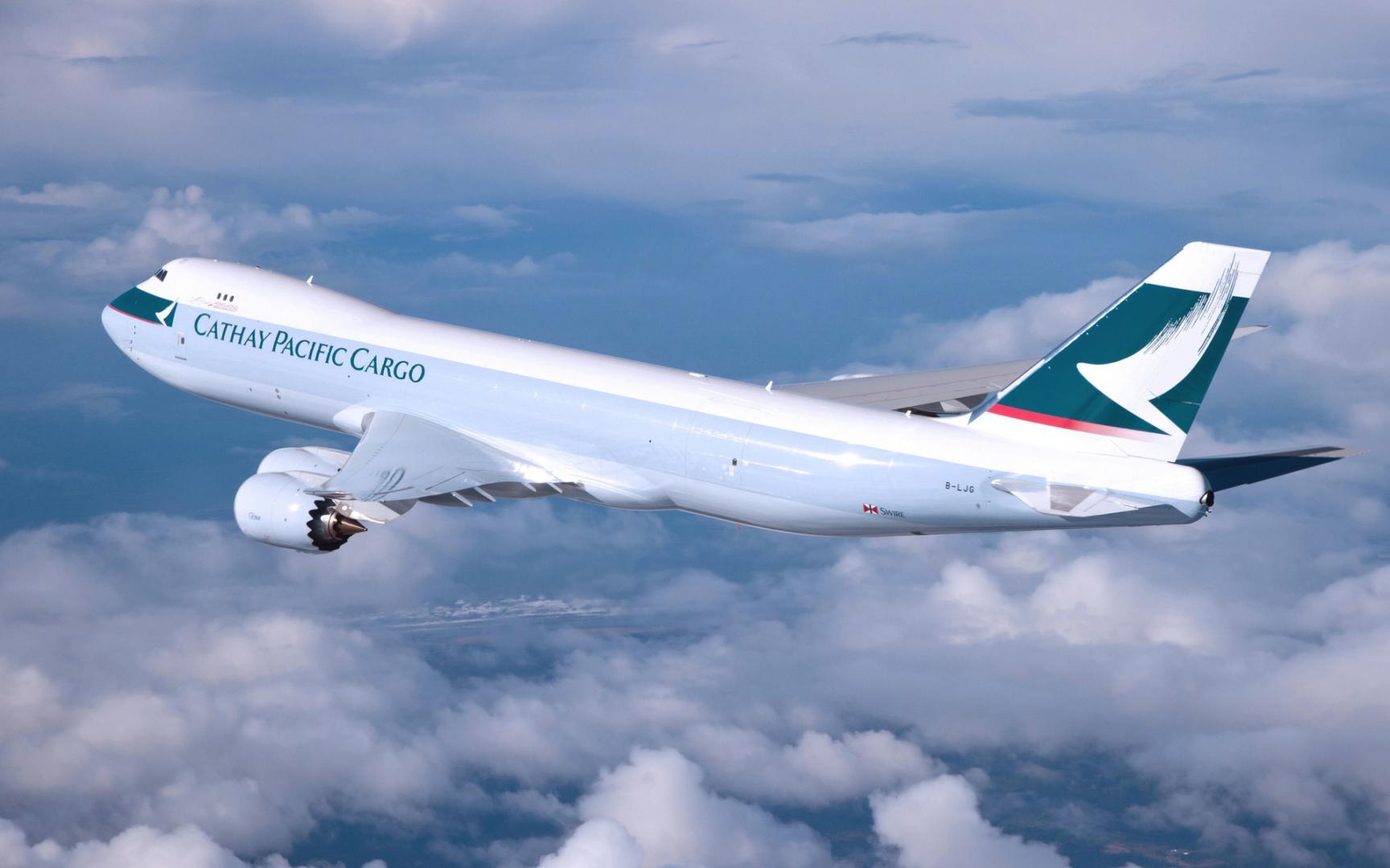 Боинг 747 в небе, обои на рабочий стол авиация самолеты, 1920 на 1200 пикселей