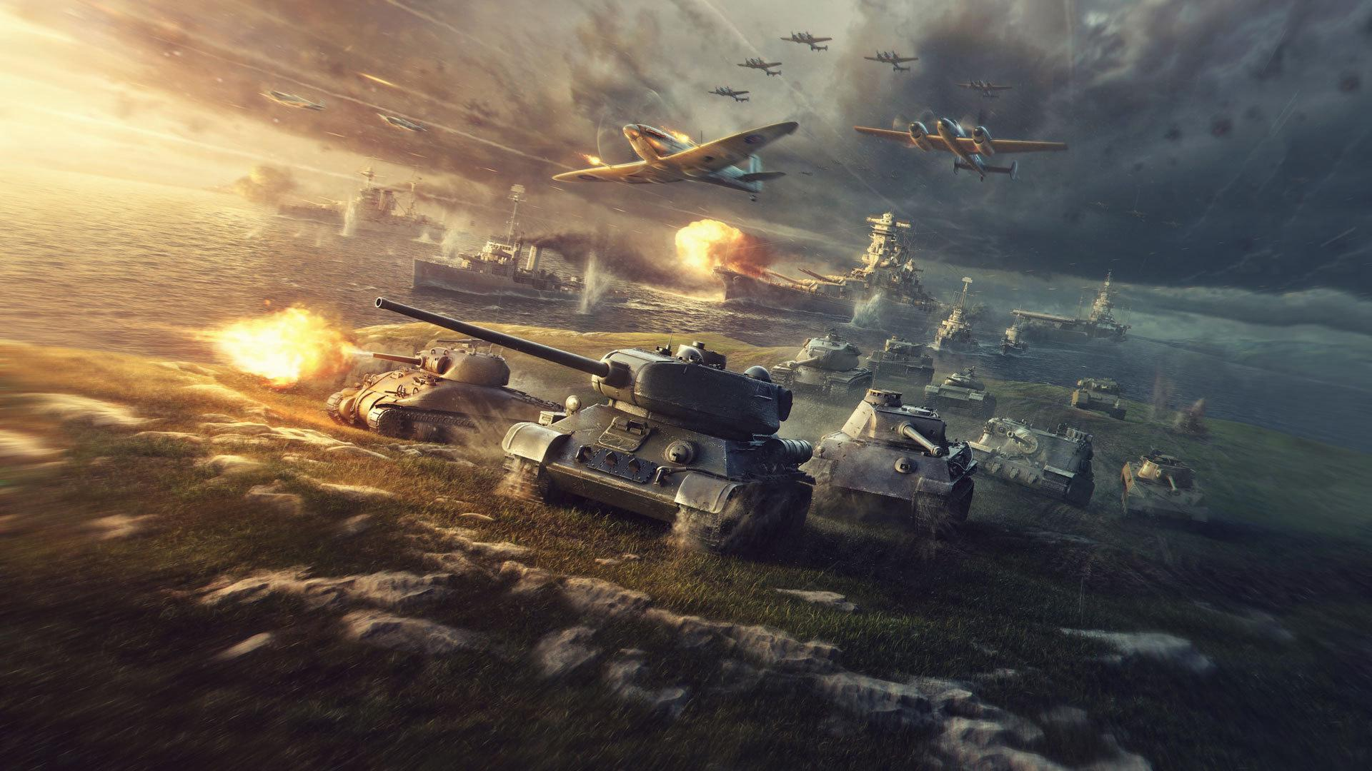 Обои на айфон world of tanks, world of warplanes, world of warships, 1920 на 1080 пикселей