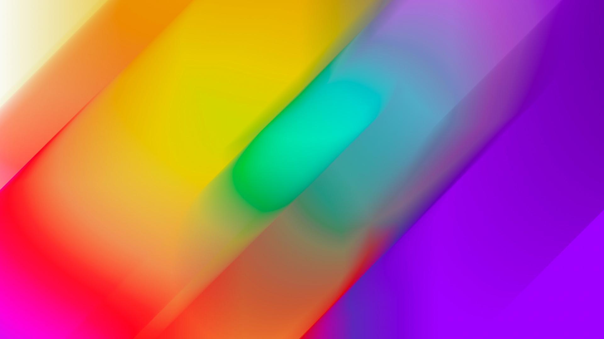 Разноцветные красочные линии, обои розовая абстракция, 3840 на 2160 пикселей
