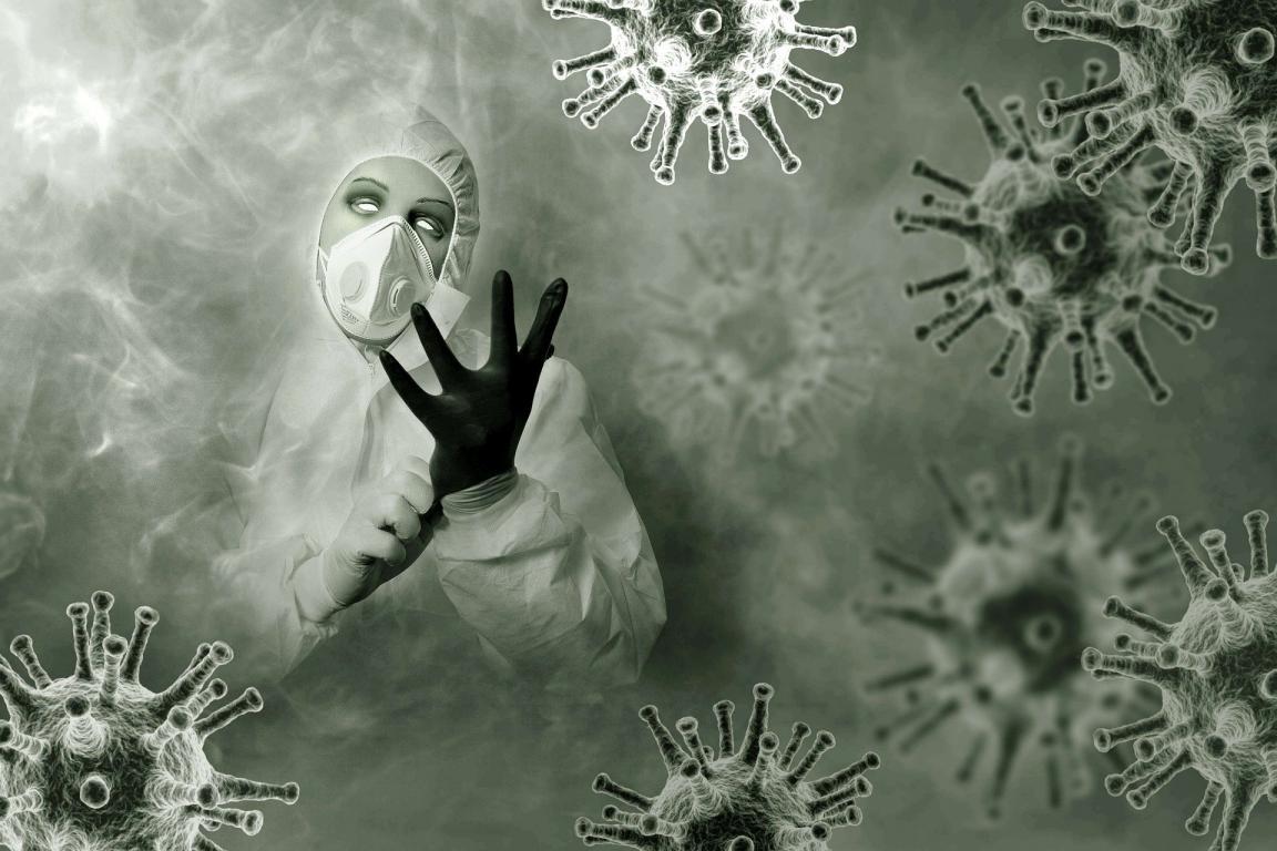 Корона вирус, covid-19, инфекция, 1920 на 1280 пикселей