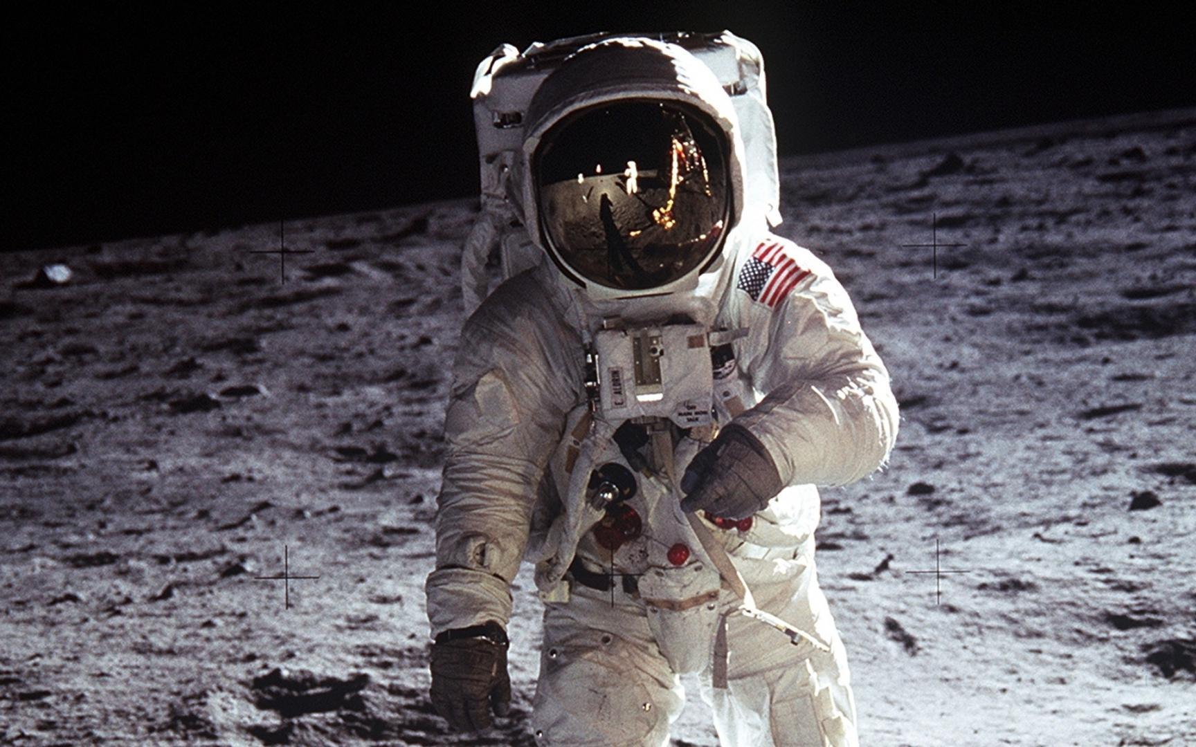Космонавт обои full hd, луна обои для планшет, 1920 на 1200 пикселей