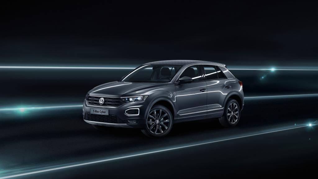 Volkswagen T Roc Cyber Special Edition, 4к обои для телефона автомобили, 4096 на 2304 пикселей