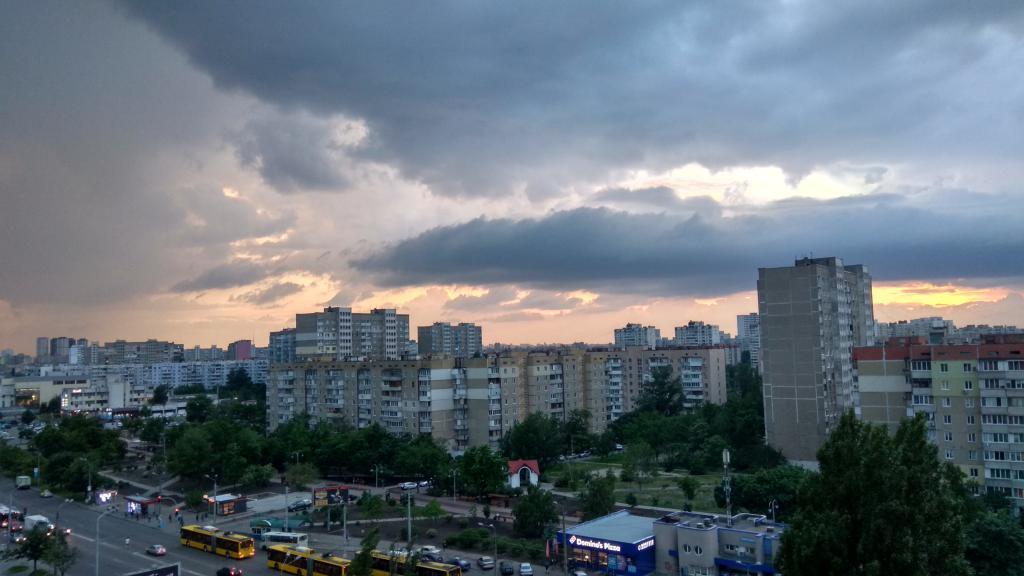 Киев, район троещина, City wallpapers HD download, 4160 на 2340 пикселей