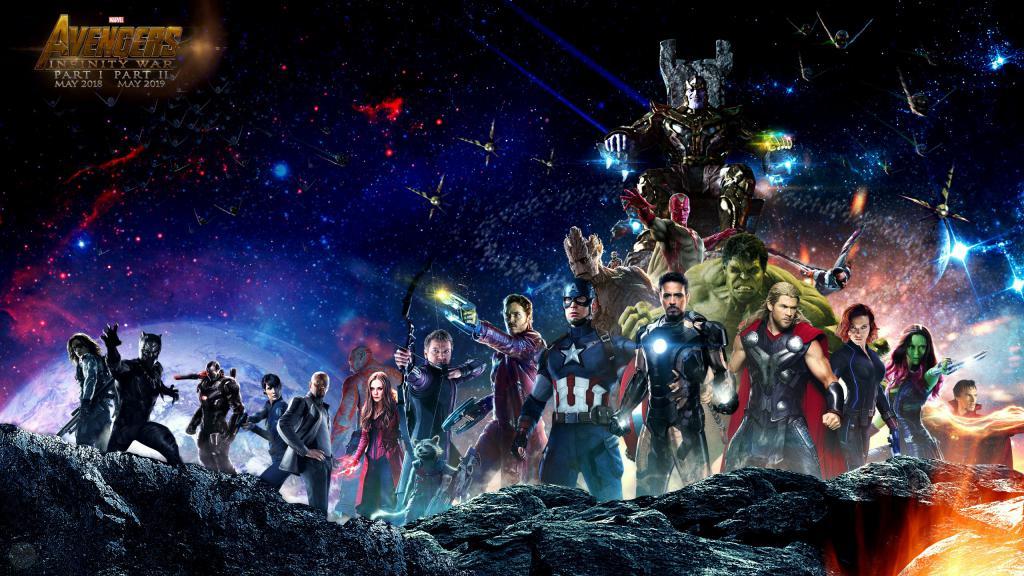 Месники: Війна нескінченності, Мстители, обои с героями марвел, 2560 на 1440 пикселей