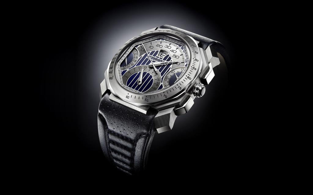 Часы Maserati, широкоформатные обои фон, 2560 на 1600 пикселей