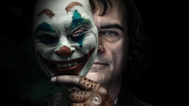 Джокер 2019, кино обои на стол, 3840 на 2160 пикселей