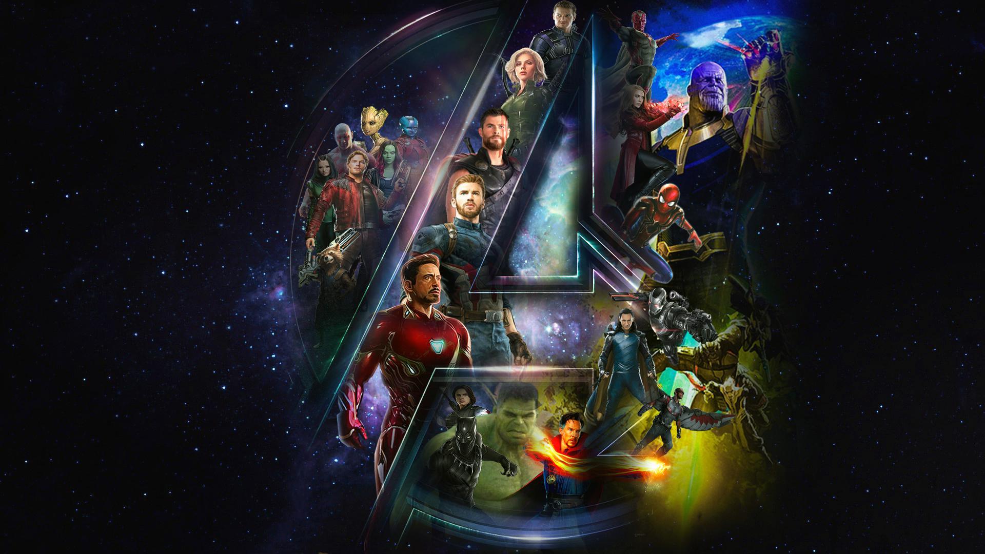 Avengers Infinity War, Мстители Война Бесконечности, 3840 на 2160 пикселей