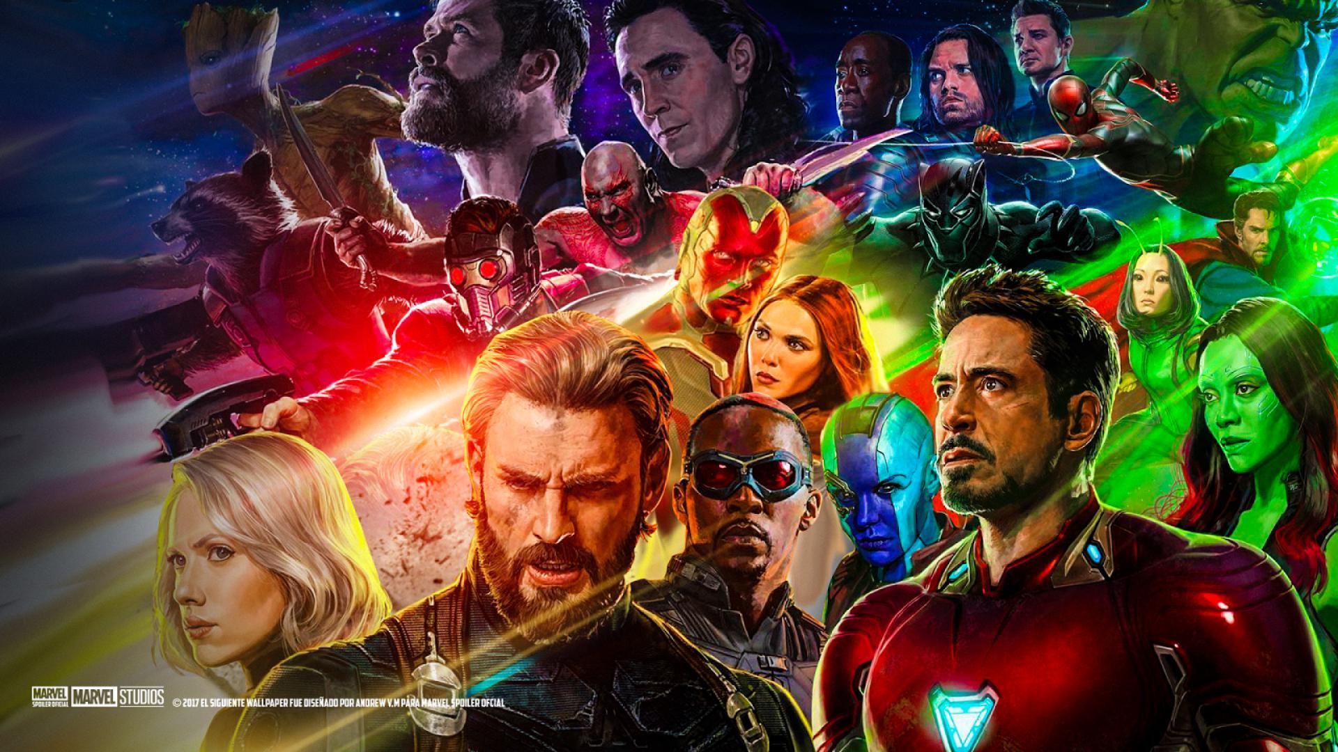 Мстители 3 Война бесконечности, Avengers 3 Infinity War, 2560 на 1440 пикселей
