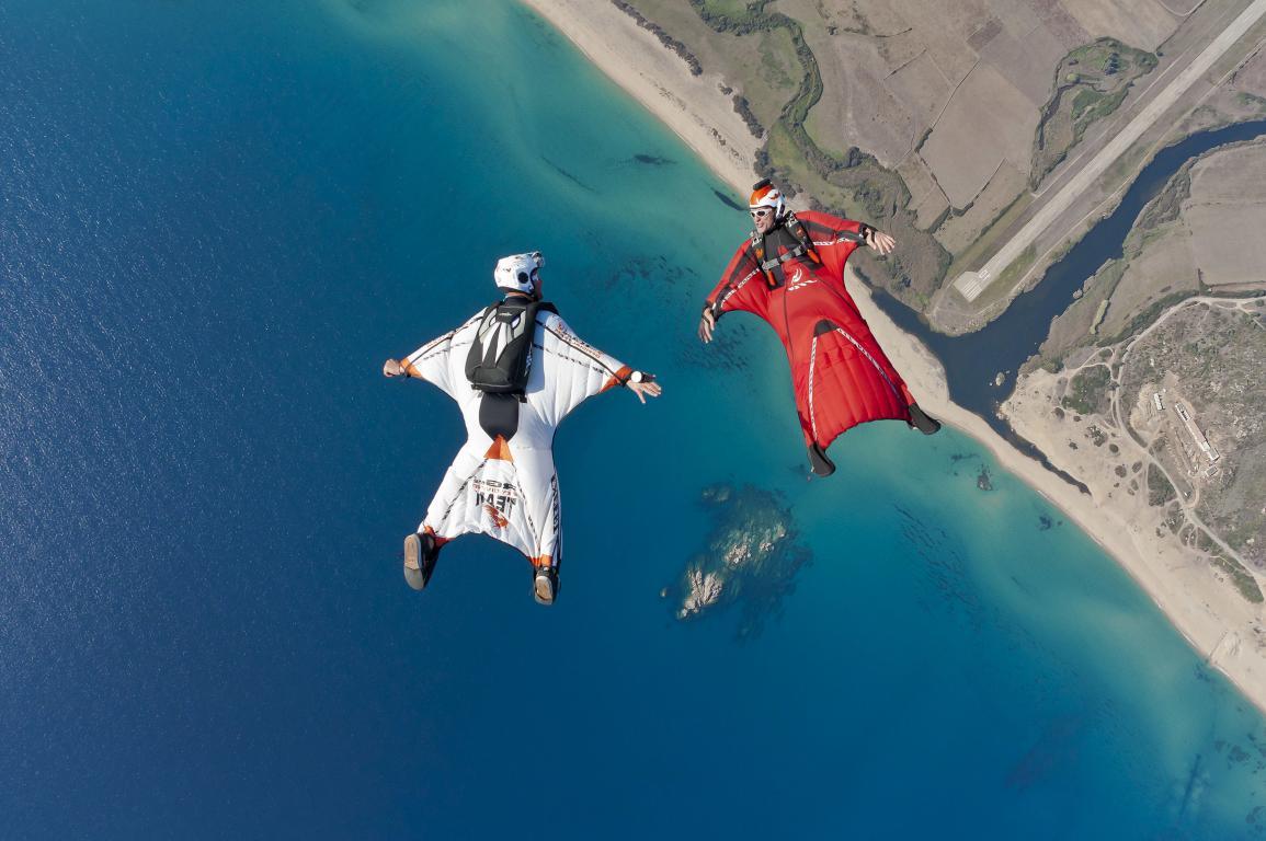 День парашютиста 2020, море, пляж, 3820 на 2540 пикселей