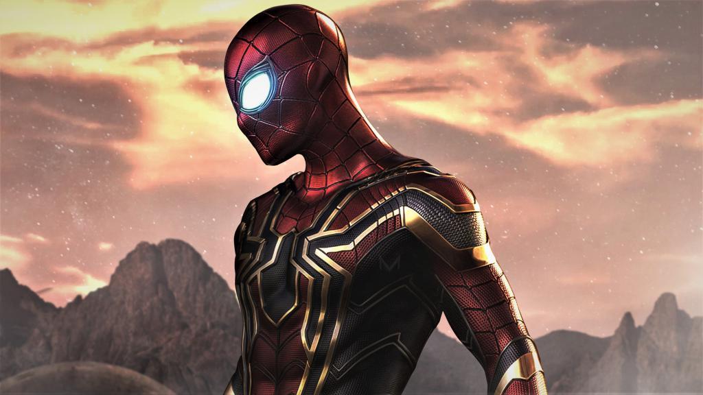 Человек Паук Вдали от дома, Spider-Man Far From Home, 3840 на 2160 пикселей