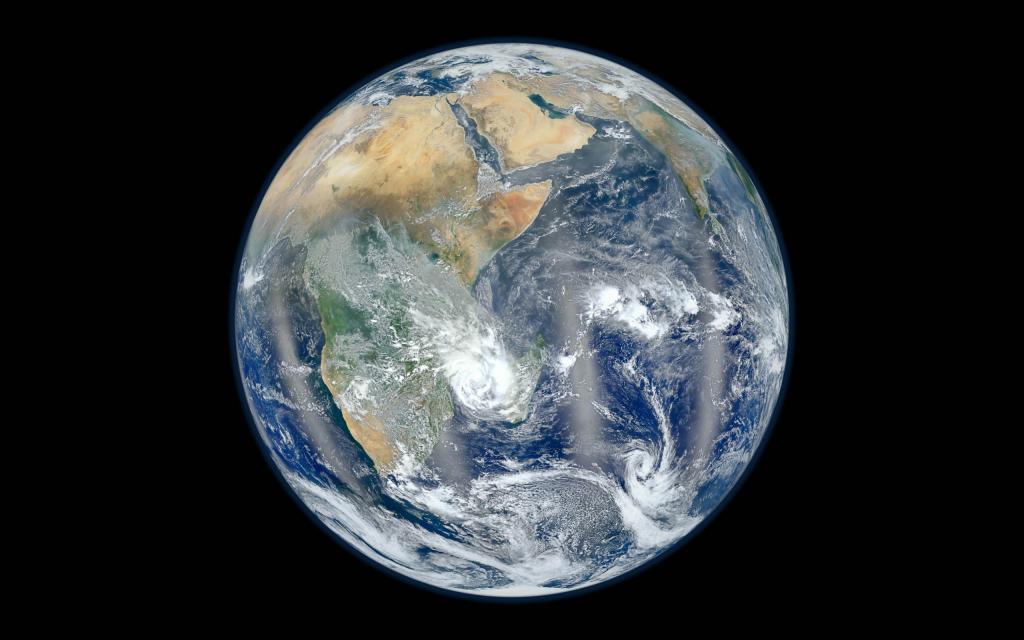 Планета земля из космоса, iphone 7 обои космос, 2560 на 1600 пикселей