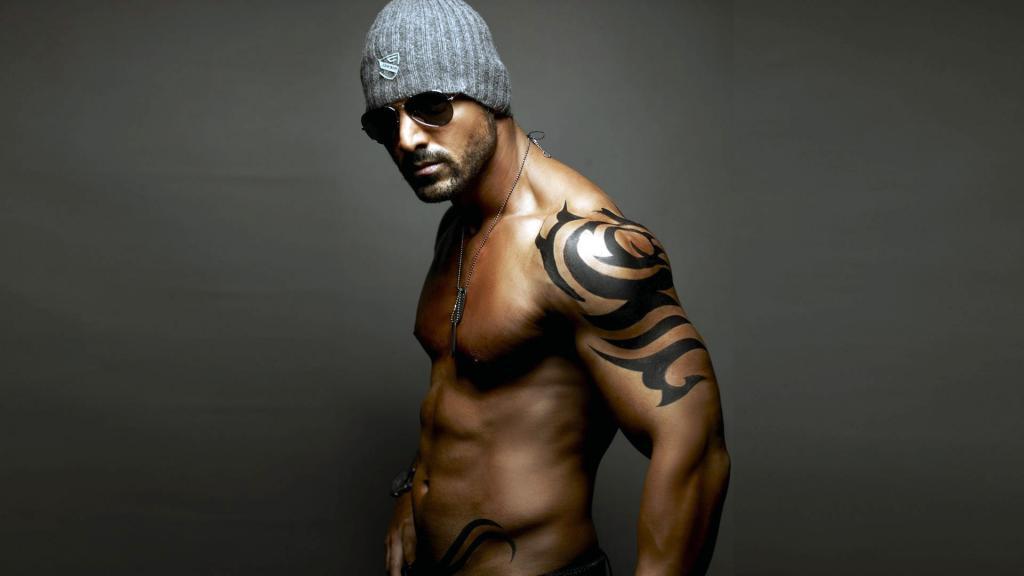 Дизайн мужской тату на плече и руке, обои на айфон 4 тату, Male tattoo design, 1920 на 1080 пикселей