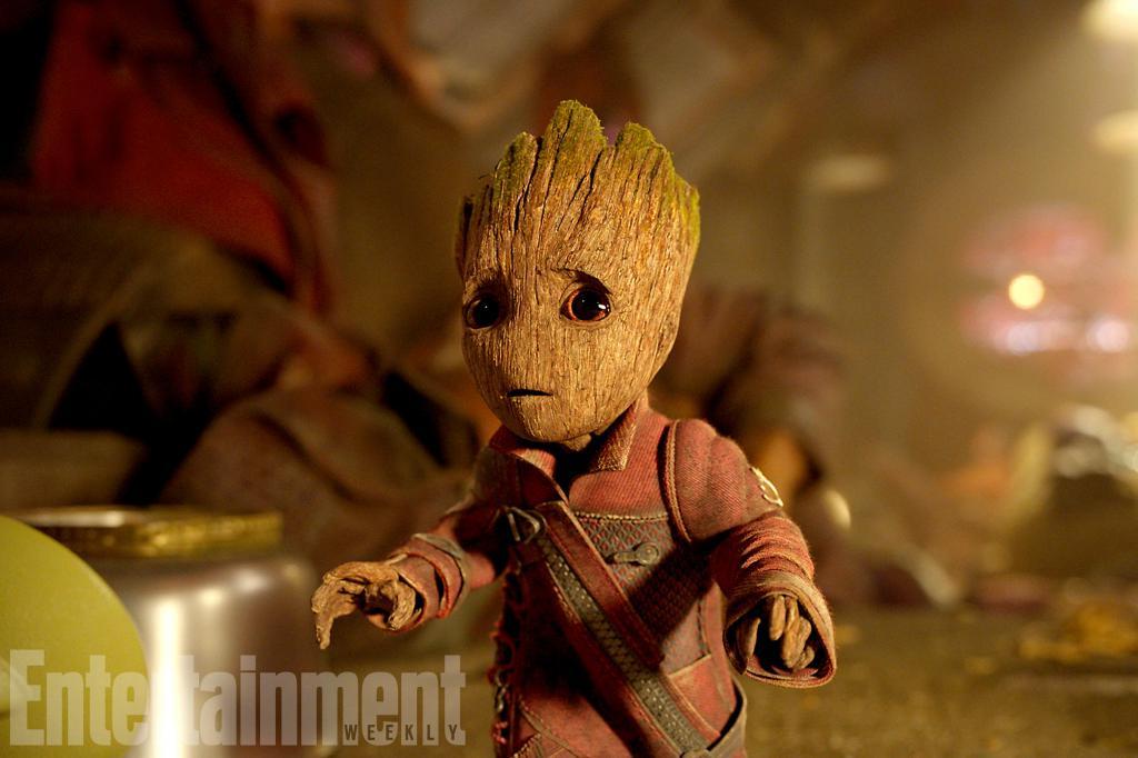 Грут малыш обои, Стражи галактики, Baby Groot, 2700 на 1800 пикселей