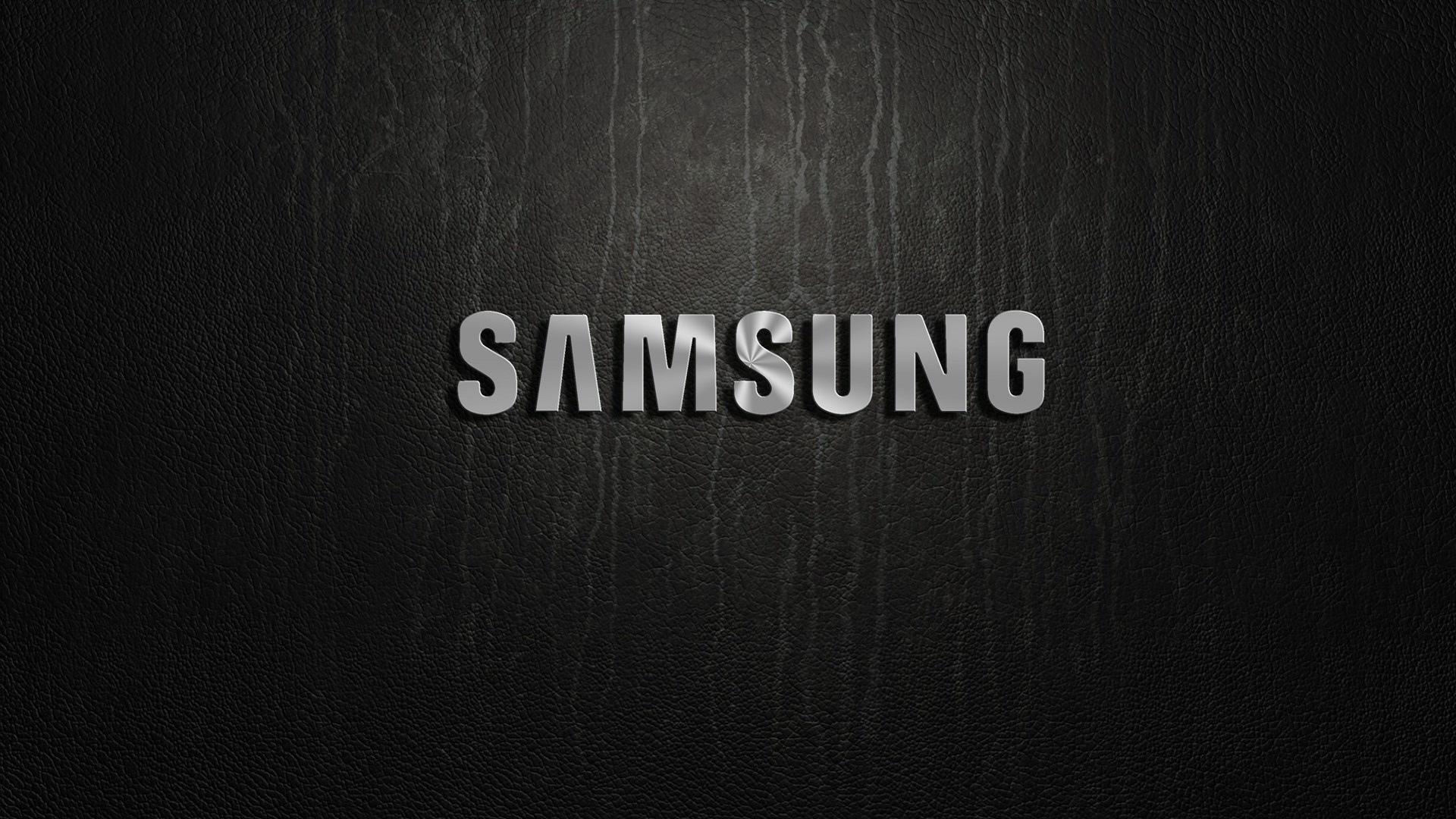 Samsung logo wallpaper, Самсунг логотип, бренды, 1920 на 1080 пикселей