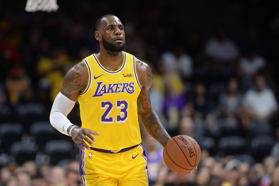 Баскетболист Леброн Джеймс, Lebron James wallpaper lakers, 3560 на 2370 пикселей