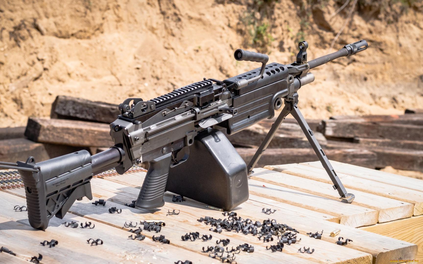 Пулемет, картинка оружия для обоев, machine gun, 1920 на 1200 пикселей