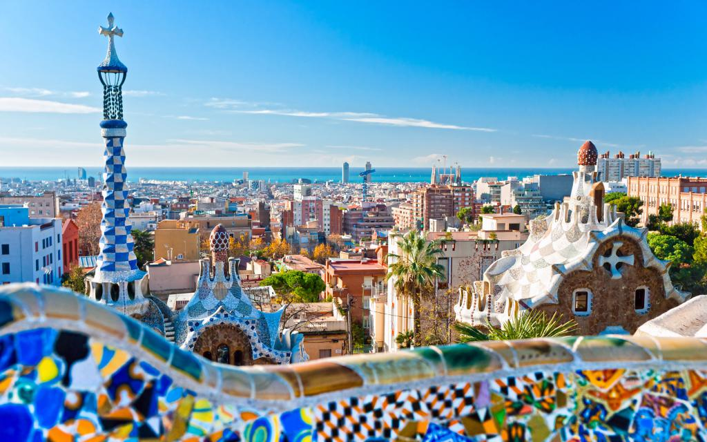 Барселона, Испания, обои на смартфон город, страны мира, 2560 на 1600 пикселей